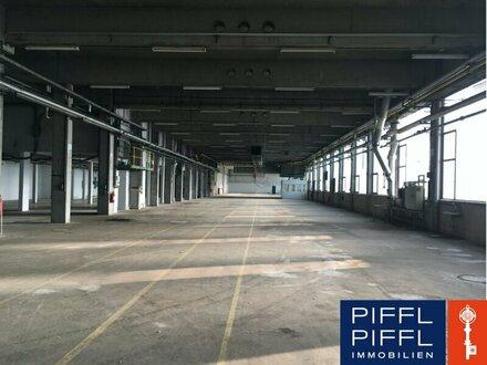 Lagerhalle 6-7m hoch