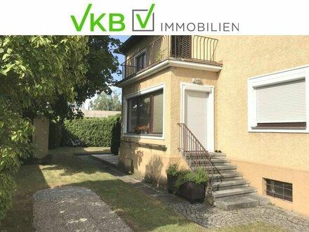 Familienvilla, Haus mit drei möglichen Wohneinheiten, in schöner Welser Lage zwischen Mühlbach und Traun!