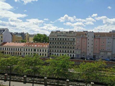 Gemütliche 2 Zimmer, südseitig mit Blick auf den Wienfluss - provisionsfrei direkt vom Bauträger - LIWI280/71