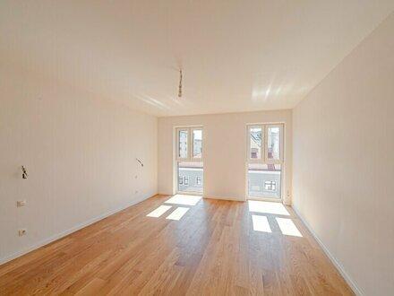 ++NEU** Hochwertiger 2-Zimmer ALTBAU-ERSTBEZUG mit Balkon, getrennte Küche!