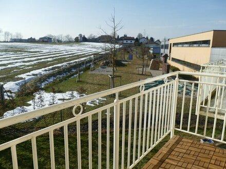 Ihre neue Wohnung in Brunnenthal mit schöner Aussicht