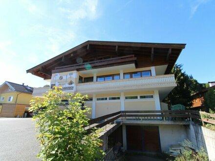 Arbeiten und Wohnen in Einem - Gewerbeimmobilie plus insgesamt 3 Wohneinheiten - Saalfelden