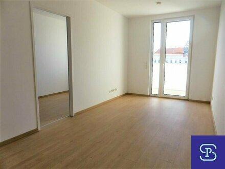 Erstbezug: 42m² Neubau + 6m² Balkon mit Fernwärme - 1060 Wien