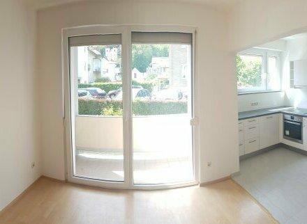 Kreuzbergl: 4 - Zimmer-Wohnung mit Balkon