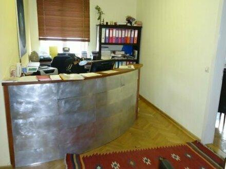 Schönes Büro/Praxis/Ordination in der Plainstraße mit Altbaucharakter zu vermieten!