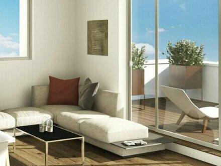 ITH: BEZAUBERNDE 3 Zimmer NEUBAUWOHNUNG mit 2 Balkonen UND ÜBER 30 m² FREIFLÄCHE! PROVISIONSFREI!