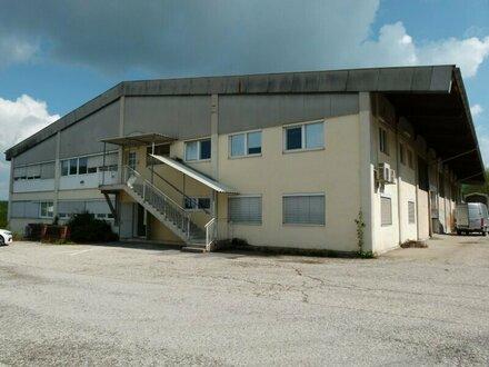 Halle / Werkstätte teilbar ab 300 m² nahe A1