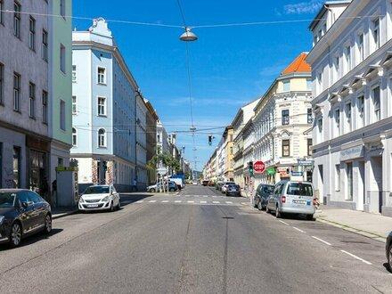 ERSTBEZUG NEUBAU - Familientraum - 3 ZIMMER mit Loggia und Balkon - Wohlfühlen im Herzen von Ottakring