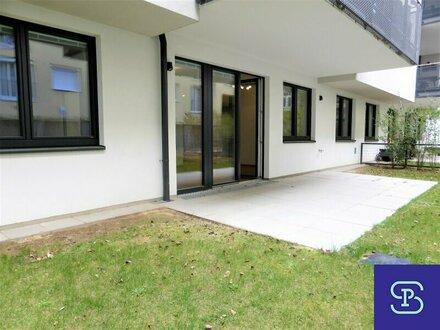 Gartenwohnung: 72m² Neubau + 190m² Eigengarten - 1030 Wien