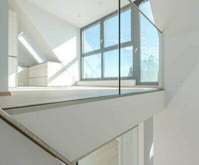 ++NEU++ Hochwertige 4-Zimmer DG-Maisonette, sehr gute Aufteilung! 2 Terrassen! Weitblick **Videobesichtigung**