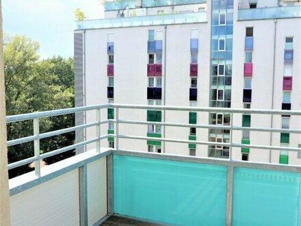Zwischen Donauinsel und Augarten: Moderne 3-Zimmer Wohnung mit Balkon