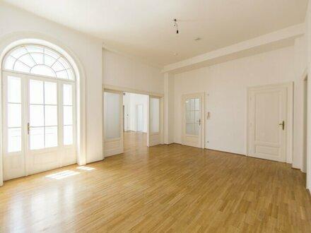 Traumhafte und moderne Altbauwohnung mit 5 Zimmer in 1040 Wien zu vermieten!
