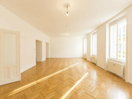 Zauberhafte 5- Zimmer Wohnung in bester Lage des 7.Bezirks zu vermieten! IDEAL FÜR FAMILIEN! TOP SANIERT!