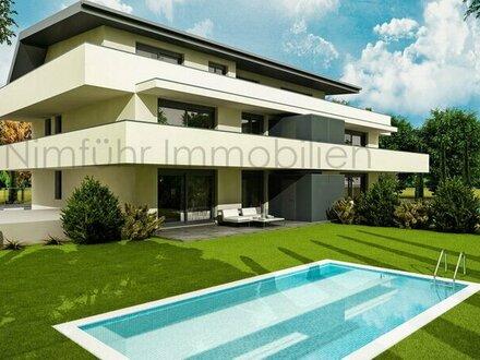 Exklusive 4-Zimmer-Neubau-Wohnung in Premiumlage Aigen