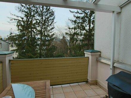 Erstbezug nach Renovierung. Sonnige Wohnung in Ober St. Veit mit Terrasse