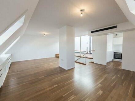 4-Zimmer Maisonette mit Balkon am Schwarzenbergplatz unbefristet zu vermieten!