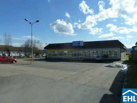 Geschäftsfläche in Jennersdorf