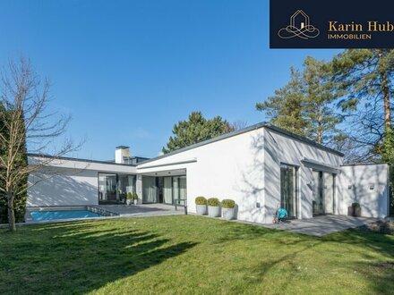 Moderne Architektur im Bauhaus Stil