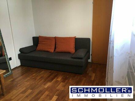 Kleine 1 Zimmer-Wohnung mit Parkplatz