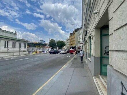 ++NEU++ ebenerdiges, U-Bahn nahes Geschäftslokal in TOP Lage