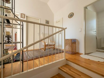 ++NEU++ Gut geschnittene 4-Zimmer DG-Maisonette mit Terrasse u. Loggia, BESTLAGE in 1080!