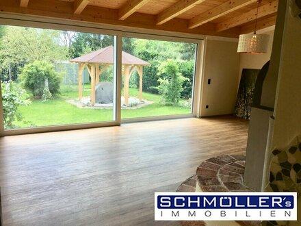 Nettes Einfamilienhaus mit ausbaufähigem Dachgeschoss