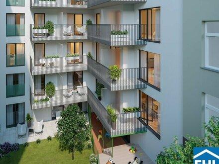 Modernes Neubauprojekt in Augarten Nähe - Dachgeschoss