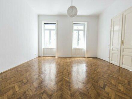 Großzügige und schöne 2-Zimmer Altbauwohnung in ruhiger Lage, nahe Schloss Schönbrunn in 1120 Wien zu vermieten!