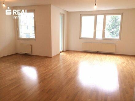 4., schöne 3-Zimmer-Wohnung mit 2 Loggien