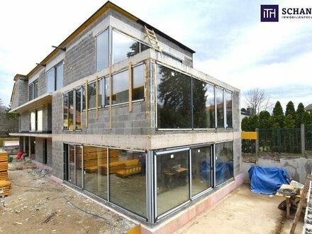 Großartige Gartenwohnung auf zwei Ebenen mit tollen Materialien und in ruhiger Nachbarschaft!!! PROVISIONSFREI