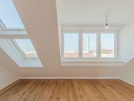 ++NEU** 2-Zimmer DG-Maisonette, ERSTBEZUG mit kleiner Terrasse, sehr gutes Preis-Leistungsverhältnis!!