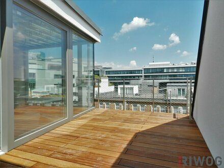 Qualität ist kein Zufall - exklusive Terrassen-Wohnungen | komplett klimatisiert und beschattet| inkl. Dachgarten