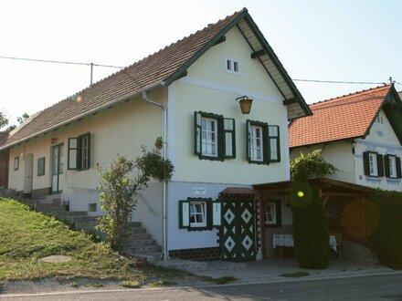 Kellerstöckl Wochenendhaus/Ferienhaus