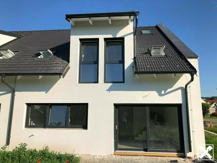 Eck-Doppelhaushälfte - Gestalten Sie Ihr neues Heim nach Ihren Wünschen!