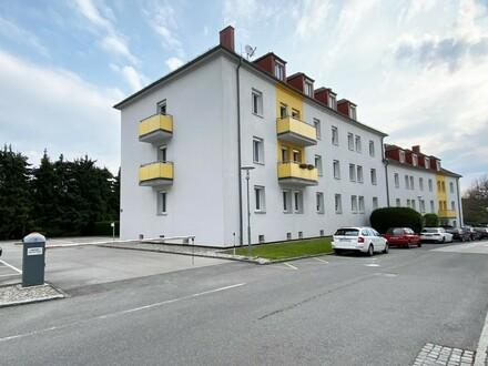 Residieren in Ybbs inkl. neuwertiger Küche, Klimaanlage und viel Platz in DG-Mietwohnung mit 67 m²