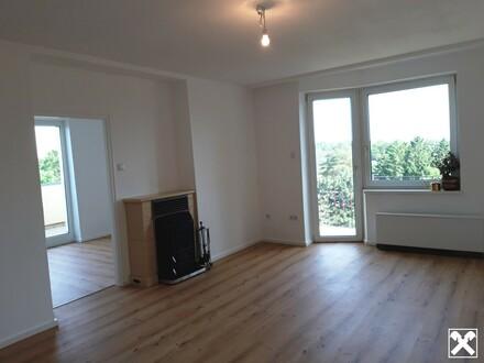 3 Zimmer mit großer Terrasse und wunderschönem Blick