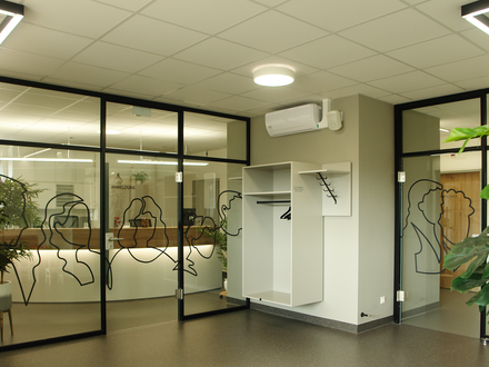 Ihre Räumlichkeiten im neuen Ärztezentrum in Pöchlarn!
