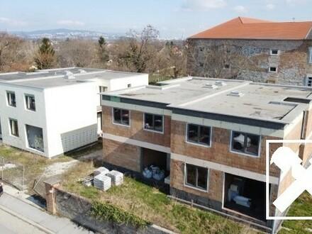 NEUBAU! Moderne Doppelhaushälfte mit Platz für jedes Familienmitglied