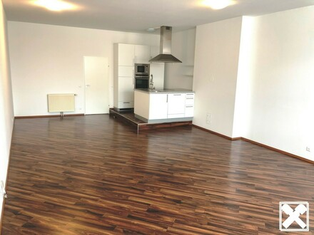 Loftartige Wohnung mit Garagenplatz direkt bei der Mödlinger Fußgängerzone!