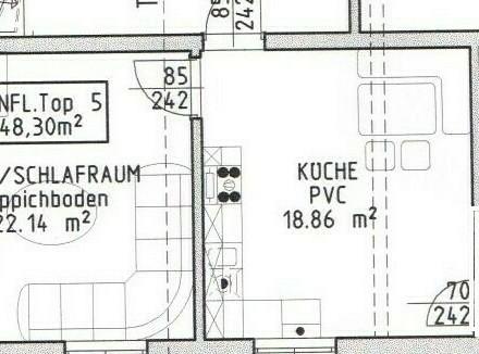 Wohnung TOP 5 in St. Ägyd am Neuwalde - für Anleger!