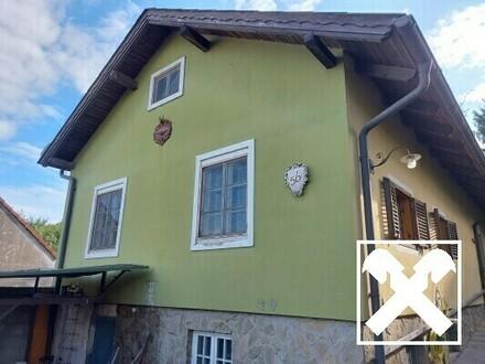 Einfamilienhaus im Ortsverband