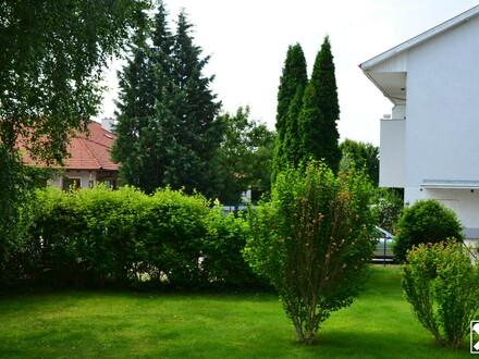 Wohnung mit Blick ins Grüne