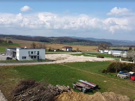 Knapp 3.000 m² Betriebsgrundstück in Plaika an der B1 mitten zwischen Pöchlarn-Ybbs-Wieselburg