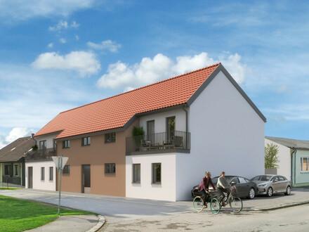 Balkonwohnung in Grünruhelage (Baubeginn März 2022)