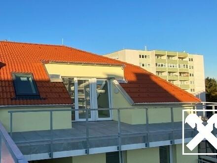 Penthousewohnung - schlüsselfertig und barrierefrei!