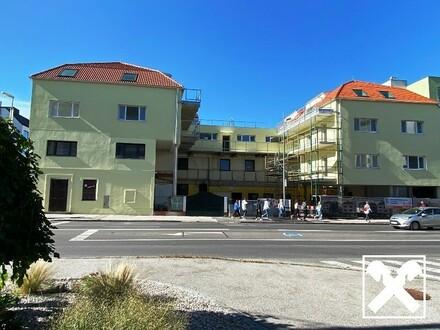 Provisionsfreie, schlüsselfertige Eigentumswohnung mit Balkon