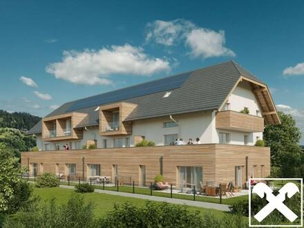 3-Zimmer-Neubauwohnung in Unternberg