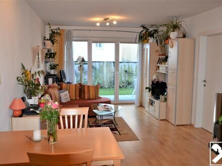 Neuwertige 2-Zimmer-Gartenwohnung in Altmaxglan