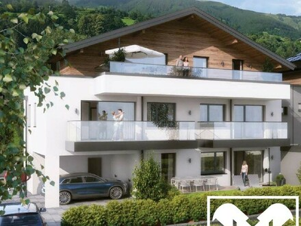 Geräumige Neubauwohnung in ruhiger Lage nahe Ortszentrum in Mittersill