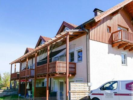 Geräumige 2-Zimmer-Eigentumswohnung in Wimpassing
